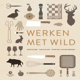 Kookboek 'Werken met wild'