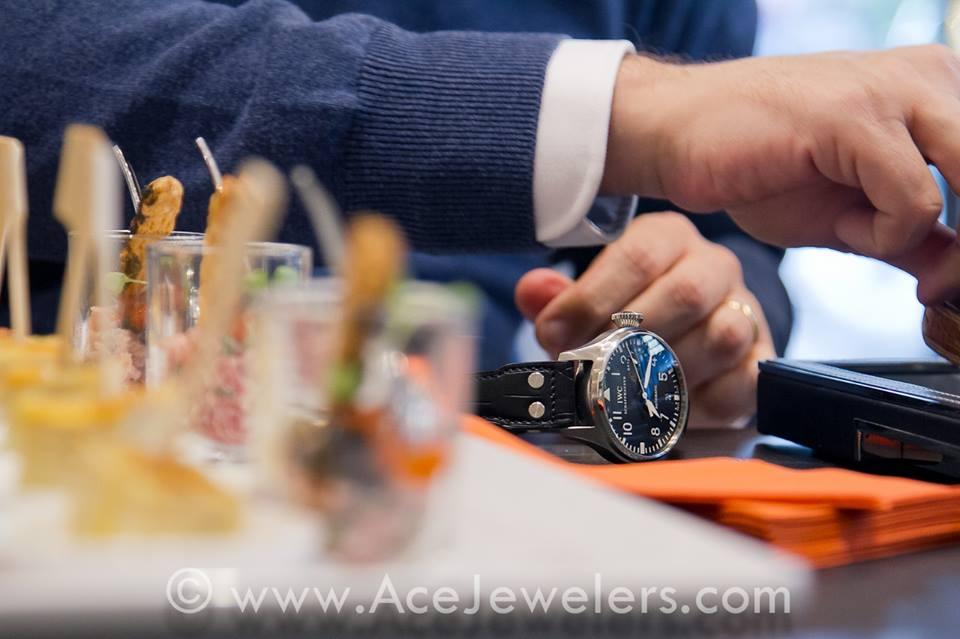 Ace juwelers IWC Novelty Event 2015