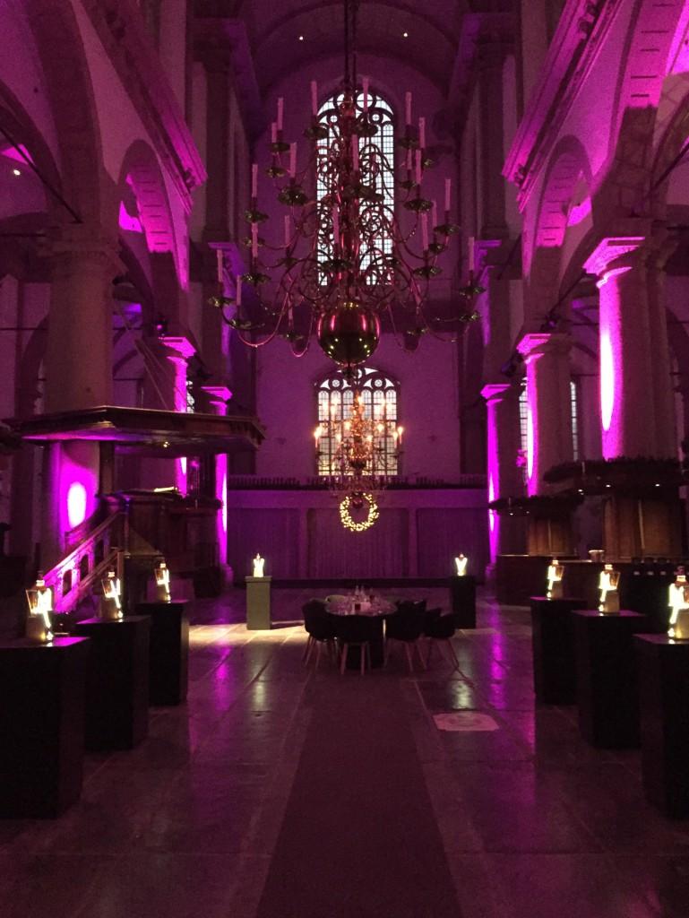 The Roundsman Catering-Westerkerk Amsterdam