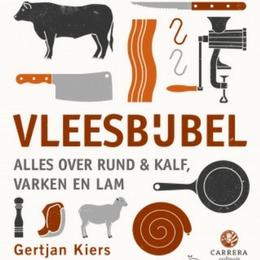 NIEUW! Kookboek: 'De Vleesbijbel'