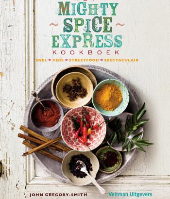 Het Mighty Spice Express kookboek - Gregory-Smith