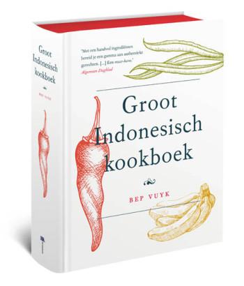 Groot Indisch kookboek