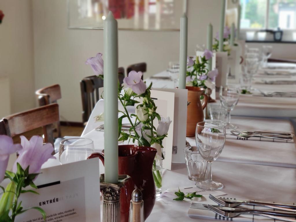 Catering huwelijksdiner Markerhuisje